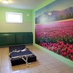 sala dla pacjentów wobec których zastosowano środek przymusu bezpośredniego