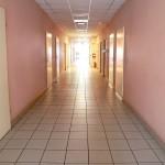 korytarz Izby Wytrzeźwień